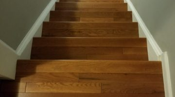 Hardwood Floor Installation Virginia