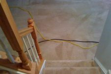 VA Townhome Carpet Cleaning