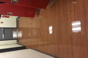 Waxing Hardwood Floor MD