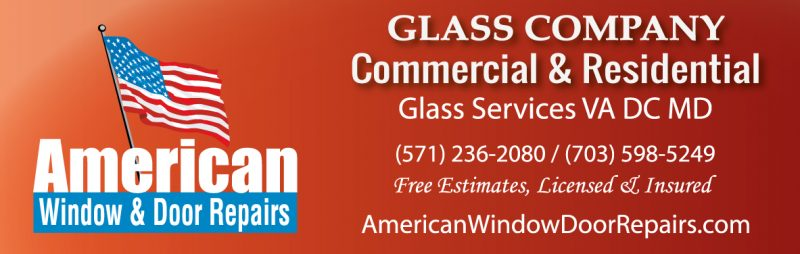 Glass Company VA DC MD