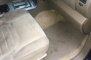 Before Nissan Patfinder Cleaning6
