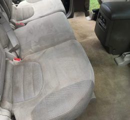Cleaning Interior Cars
